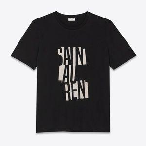 YSL Poster T-Shirt